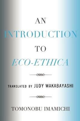 An Introduction to Eco-Ethica (Paperback)