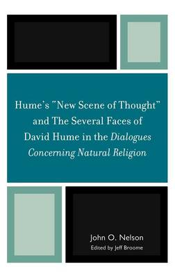 Hume's 'New Scene of Thought' and The Several Faces of David Hume in the Dialogues Concerning Natural Religion (Hardback)