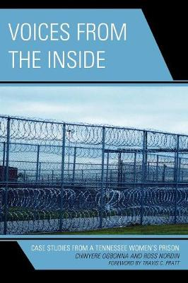 Voices from the Inside: Case Studies from a Tennessee Women's Prison (Paperback)