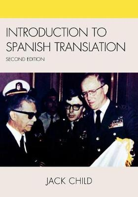 Introduction to Spanish Translation (Paperback)