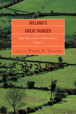 Ireland's Great Hunger: v. 2: Relief, Representation, and Remembrance (Paperback)