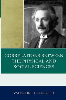 Correlations Between the Physical and Social Sciences (Paperback)