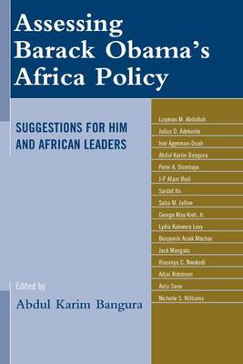 Assessing Barack Obama's Africa Policy: Suggestions for Him and African Leaders (Paperback)