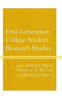 First-Generation College Student Research Studies (Hardback)