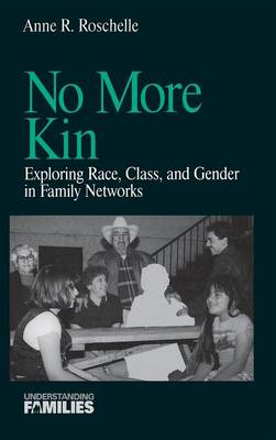 No More Kin: Exploring Race, Class, and Gender in Family Networks - Understanding Families series (Hardback)