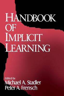 Handbook of Implicit Learning (Hardback)