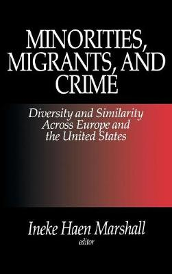 Minorities, Migrants, and Crime: Diversity and Similarity Across Europe and the United States (Hardback)