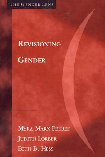 Revisioning Gender - Gender Lens (Paperback)