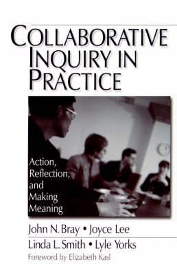 Collaborative Inquiry in Practice: Action, Reflection, and Making Meaning (Paperback)