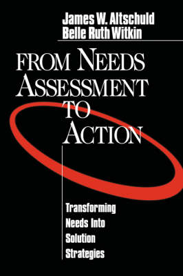 From Needs Assessment to Action: Transforming Needs into Solution Strategies (Paperback)