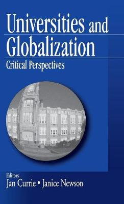 Universities and Globalization: Critical Perspectives (Hardback)