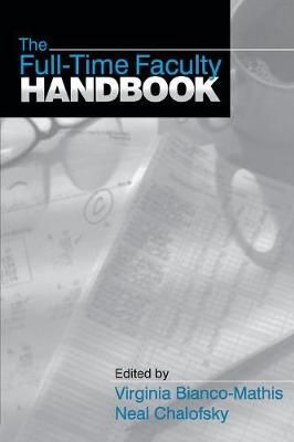 The Full-Time Faculty Handbook (Paperback)