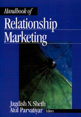 Handbook of Relationship Marketing (Hardback)