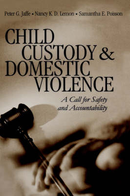 Child Custody and Domestic Violence: A Call for Safety and Accountability (Hardback)