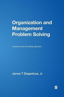 Organization and Management Problem Solving: A Systems and Consulting Approach (Paperback)