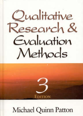 Qualitative Research and Evaluation Methods (Hardback)