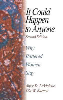 It Could Happen to Anyone: Why Battered Women Stay (Hardback)