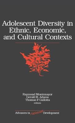 Adolescent Diversity in Ethnic, Economic, and Cultural Contexts - Advances in Adolescent Development (Hardback)