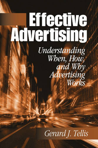 Effective Advertising: Understanding When, How, and Why Advertising Works - Marketing for a New Century (Paperback)