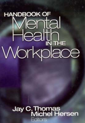 Handbook of Mental Health in the Workplace (Hardback)