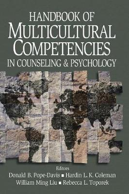 Handbook of Multicultural Competencies in Counseling and Psychology (Hardback)