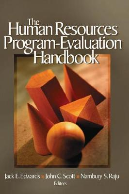 The Human Resources Program-Evaluation Handbook (Hardback)
