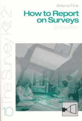 How To Report On Surveys (Paperback)