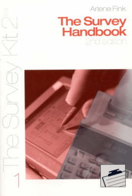 The Survey Handbook (Paperback)