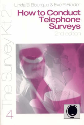 How to Conduct Telephone Surveys (Paperback)