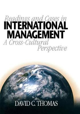 Readings and Cases in International Management: A Cross-Cultural Perspective (Paperback)