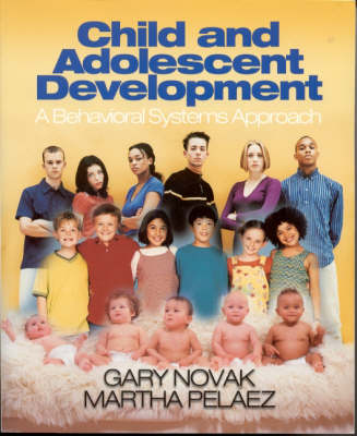 Child and Adolescent Development: A Behavioral Systems Approach (Paperback)