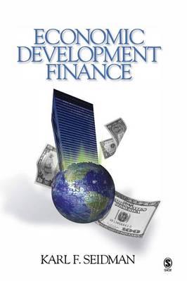 Economic Development Finance (Hardback)