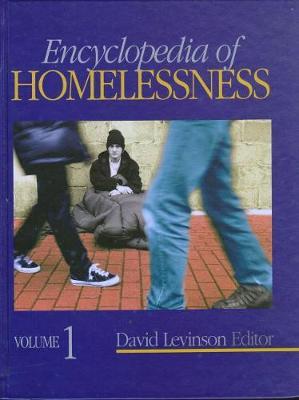 Encyclopedia of Homelessness (Hardback)