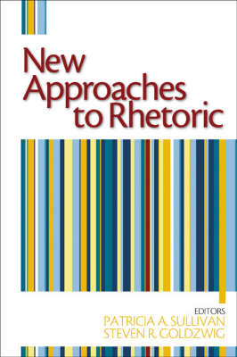 New Approaches to Rhetoric (Hardback)