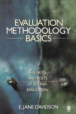 Evaluation Methodology Basics: The Nuts and Bolts of Sound Evaluation (Paperback)