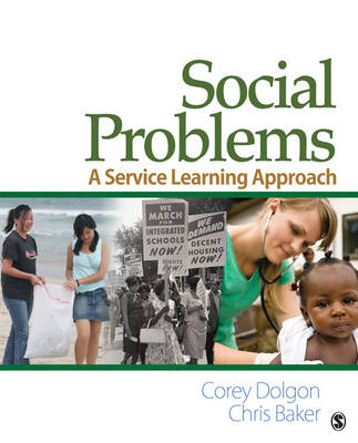 Social Problems: A Service Learning Approach (Paperback)