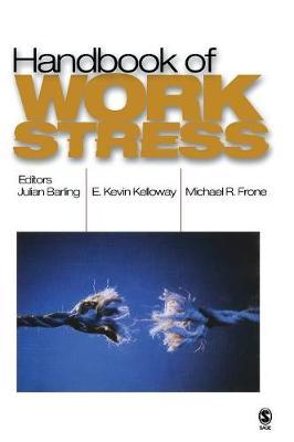 Handbook of Work Stress (Hardback)
