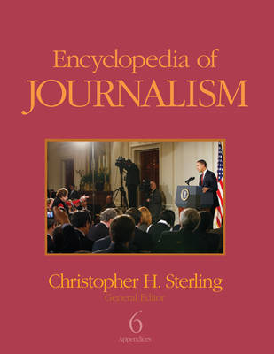 Encyclopedia of Journalism (Hardback)