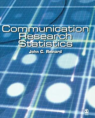 Communication Research Statistics (Paperback)