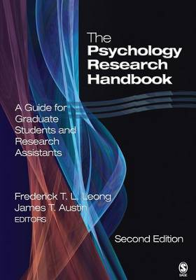 The Psychology Research Handbook: A Guide for Graduate Students and Research Assistants (Paperback)