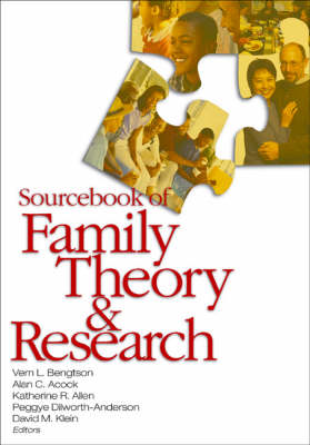 Sourcebook of Family Theory and Research (Hardback)