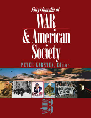 Encyclopedia of War and American Society (Hardback)