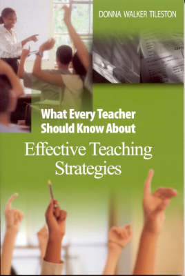 What Every Teacher Should Know About Effective Teaching Strategies (Paperback)