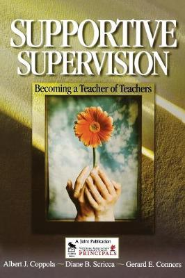 Supportive Supervision: Becoming a Teacher of Teachers (Hardback)