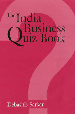 The India Business Quiz Book - Response Books (Paperback)