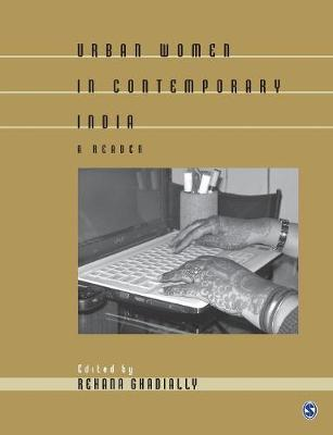 Urban Women in Contemporary India: A Reader (Paperback)