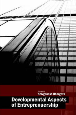 Developmental Aspects of Entrepreneurship (Hardback)