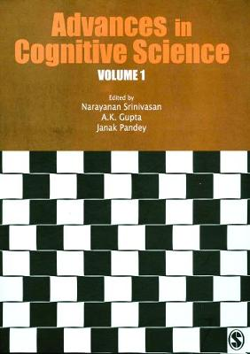 Advances in Cognitive Science (Hardback)