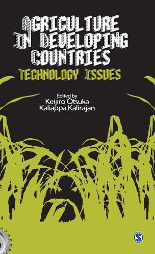 Agriculture in Developing Countries: Technology Issues (Hardback)