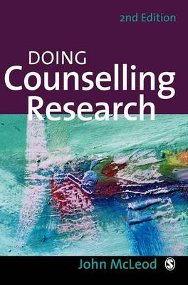 Doing Counselling Research (Hardback)